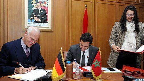 المغرب يستفيد من تمويلات وهبات ألمانية بأزيد من 700 مليون أورو