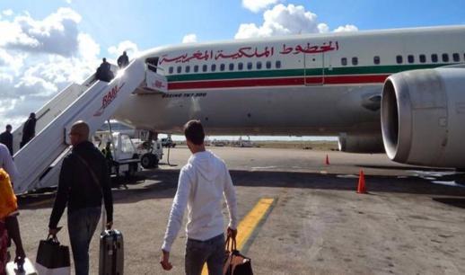 """""""لارام"""" تُعيد برمجة خط الناظور الدار البيضاء مرتين في الأسبوع"""