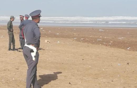 بينهم امرأة.. درك أركمان يعتقل 11 شخصا بسبب عدم ارتداء الكمامة