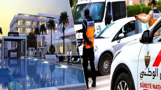 وزارة الداخلية تؤكد إمكانية الحجز بالفنادق لمغادرة المدن المغلقة