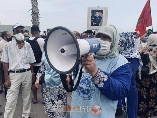 الاتحاد المغربي للشغل بالناظور يلتمس من وزير الداخلية التدخل لحل مشكل العاملين بمليلية
