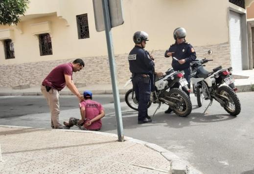 إطلاق الرّصاص على مجرم خطير أصاب رجل شرطة خلال تدخل أمني