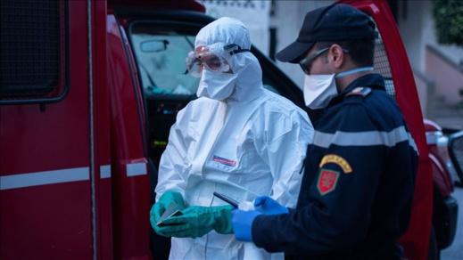 بينهم 4 إصابات بالحسيمة ..التوزيع الجغرافي للإصابات الجديدة بفيروس كورونا في المغرب
