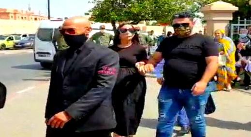 """إدانة المغنية دنيا باطمة ومن معها في قضية """"حمزة مون بيبي"""" بالسجن النافذ"""