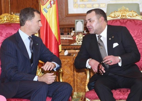 العاهل الإسباني يُهنئ الملك بعيد العرش ويتمنى الإزدهار للشعب المغربي