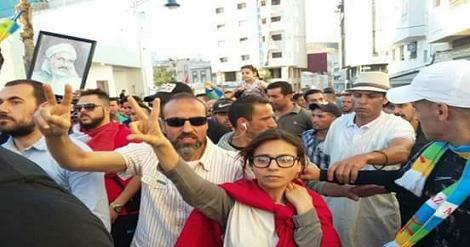 """عزل محمد جلول في غرفة منفردة رغم الإفراج عن جميع معتقلي """"حراك الريف"""" في سجن طنجة2"""