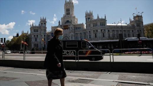 """إسبانيا.. أرقام مخيفة للمصابين بكورونا """"ترعب"""" أوروبا وتنذرها ببداية الموجة الثانية"""