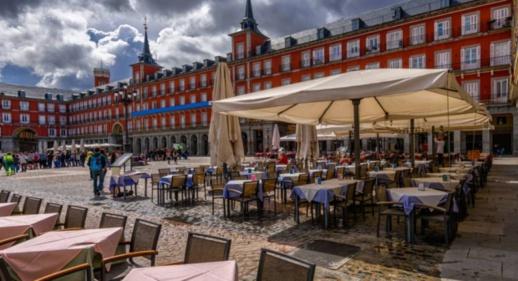 إسبانيا تغلق أزيد من 40 ألف مطعم وفندق بسبب كورونا