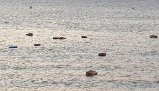 """الأمن يحقق في رزم من """"الحشيش"""" اكتُشفت في عرض البحر يوم العيد"""