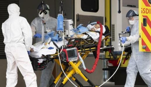 إصابة 3 آلاف و376 شخص بكورونا في فرنسا خلال ثلاثة أيام