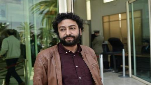 """الصحافي المعتقل عمر الراضي يواجه تهمة """"بيع"""" معلومات """"مغلوطة"""" حول حراك الريف لهولندا"""