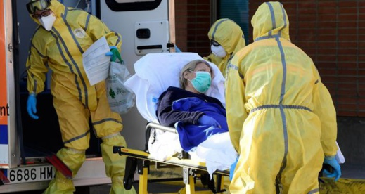 مليلية تعلن عن ارتفاع حالات الاصابة بفيروس كورونا