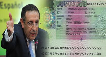 الوزير العمراني: هذه حقيقة إلغاء تأشيرة اسبانيا على المغاربة، وما قيل عن إلغائها عار من الصحة