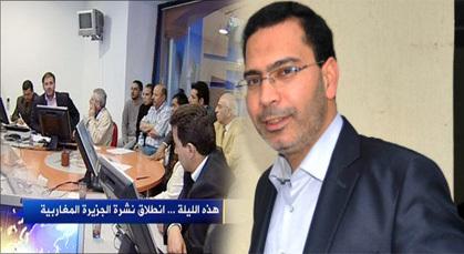"""وزير الاتصال مصطفى الخلفي يؤكد عودة شبكة """"الجزيرة"""" للعمل في المغرب قريبا"""