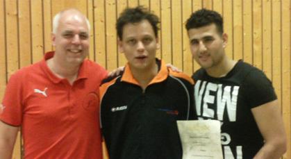 الريفي ناصر السايح يقود المنتخب الهولندي لاحتلال المركز الثالث للبطولة الدولية في غُولْ بَالْ