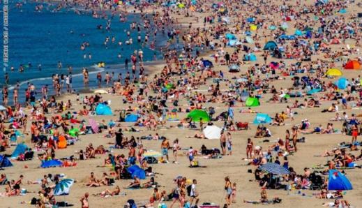 بلجيكا.. السلطات تحظر ارتياد الشواطئ لحماية مواطنيها من فيروس كورونا