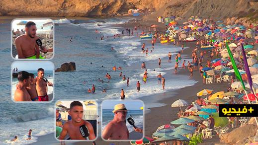 فافي بثارا يوسف.. المواطنون يجمعون على أنه من بين أفضل الشواطئ بالريف وهذه وصيتهم للزوار