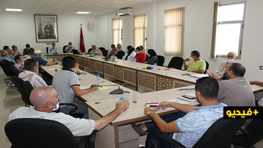 الدورة الاستثنائية لمجلس جماعة بوعرك تمر في أجواء مشحونة ومنع الساكنة من الحضور