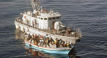 المغرب يرفض تحمل وزر الهجرة غير الشرعية، لإنقاذه 6500 مهاجر سري في خمس سنوات