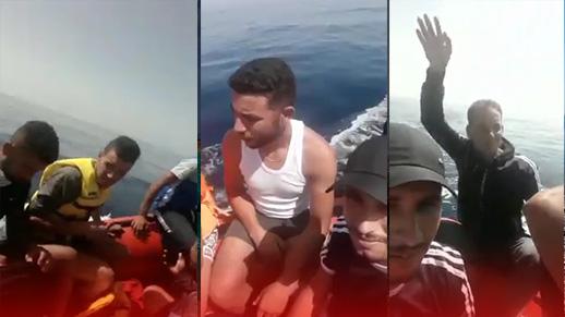 في عز أزمة كورونا.. شباب من زايو يوثقون رحلة للهجرة السرية صوب الضفة الأوروبية