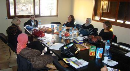 """بعد تأسيسها لمنتدى الكفاءات الريفية الشابة، جمعية """"أريد"""" بصدد تأسيس الكفاءات النسائية"""