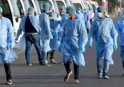 """المغرب يُخطّط لحالة طوارئ """"قصوى"""" بعدما تجاوز دول أوروبية في عدد الإصابات بكورونا"""