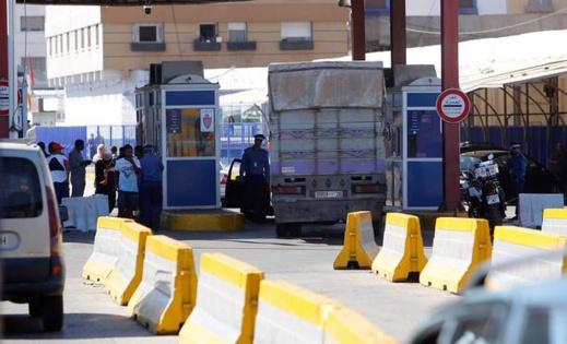 """المغرب """"يُخضِع"""" اقتصاد مليلية وسبتة المحتلتين بهذا الإجراء الجديد"""