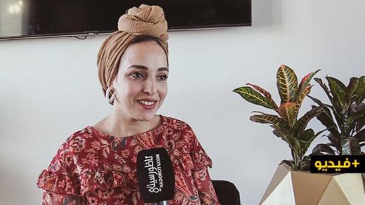 """مريم الخطاط الحائزة على جائزة """"ماروك وورد أورادس"""" تروي لـ""""ناظورسيتي"""" قصة تتويجها"""