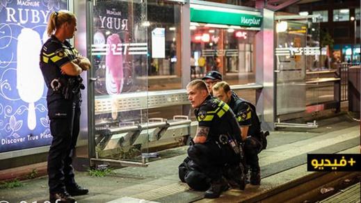 """هولندا.. أعمال الشّغب تمتدّ إلى روتردام والشّرطة تعلن """"الطوارئ"""""""