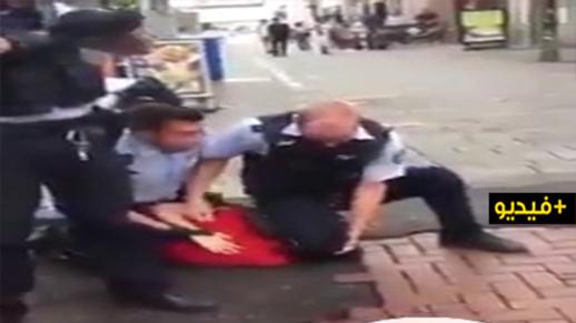 اعتقال قاصر ألماني من أصول مغربية بعنف مبالغ فيه يفجّر غضب الجالية