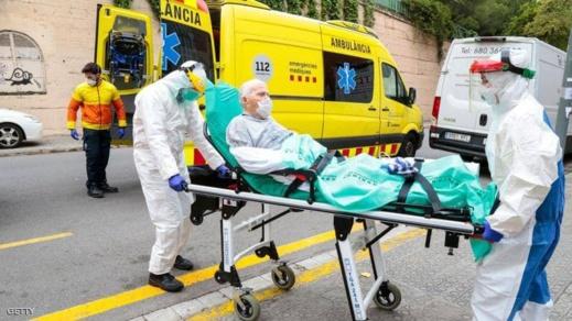"""ارتفاع الإصابات بكورونا في إسبانيا والحكومة تطالب بـ""""التنزيل الصّارم"""" للتدابير الاحترازية"""