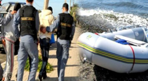 السّعيدية.. اعتقال جزائريَين كانا ينويان الهجرة إلى أوروبا على متن قارب