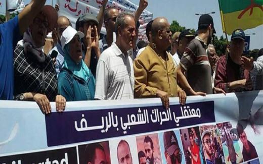 """تضامناً مع معتقلي """"الحراك"""".. حقوقيون يضربون عن الطعام ابتداء من اليوم"""