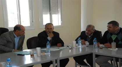 المجلس الحضري للدريوش يعقد دورة استثنائية ويصادق على مشروع ميزانية 2013