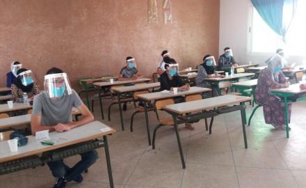 أمزازي يربط تاريخ اجتياز الامتحان الجهوي لتلاميذ البكالوريا بتوفر الشروط الملائمة