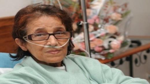 وفاة الفنانة المغربية ووزيرة الثقافة السابقة ثريا جبران