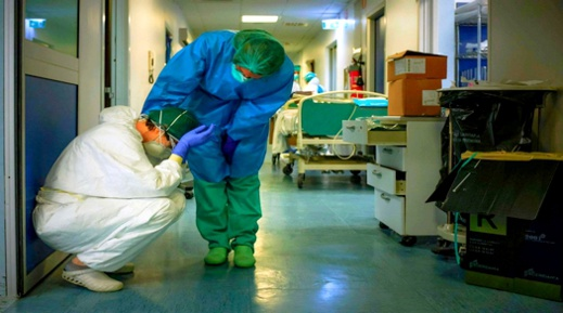 خطير بالمغرب ..في أقل من 48 ساعة.. فيروس كورونا يطيح بقرابة  80 ممرضا