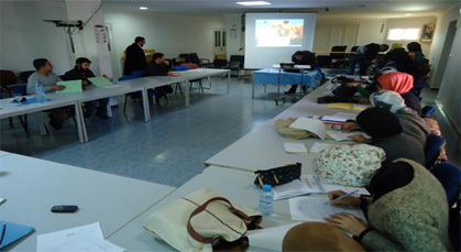 تقنيات التواصل موضوع الـدورة التكوينية لفائدة التعاونيات والجمعيات بإقليم الدريوش