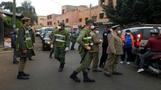 6 عناصر من القوات المساعدة يغادرون المستشفى بالناظور بعد شفائهم من كورونا