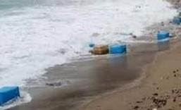 """استنفار بين رجال الدّرك إثر اكتشاف كمية من الحشيش بشاطئ الجزيرة في """"بوعرك"""""""