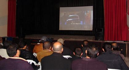 أوسـان تنهي أعمال الدورة الأولى لسينما الزمن الراهن وحقوق الإنسان بنجاح باهر