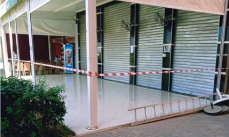 سلطات الحسيمة تغلق مقهى خرقت تدابير الوقاية من فيروس كورونا