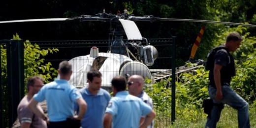 اعتقال مغربي في سبتة فرّ من سجن بلجيكي مستخدما طائرة هيلكوبتر