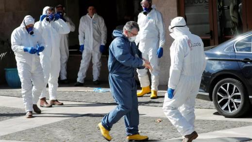 تسجيل 8 حالات جديدة مؤكدة بفيروس كورونا في مليلية المحتلة