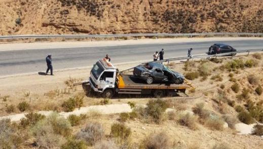 مصرع جندي في حادثة خطيرة على الطريق الرابطة بين جماعتي اركمان وراس الما