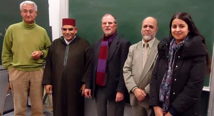 """الدكتور عبد القادر بطار يحاضر في جامعة """"الرور"""" الألمانية"""