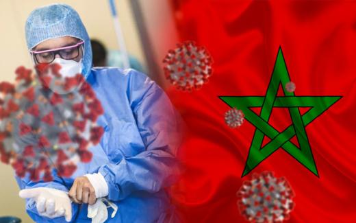 """1191 إصابة جديدة بفيروس """"كورونا"""" و1141 حالة شفاء في 24 ساعة بالمغرب"""