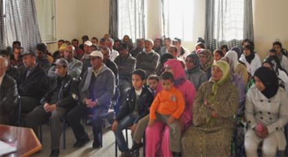 دار البر للطالبات بزايو تنظم لقاء تواصليا مع آباء النزيلات