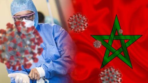 """1402 إصابة جديدة بفيروس """"كورونا"""" و866 حالة شفاء في 24 ساعة بالمغرب"""