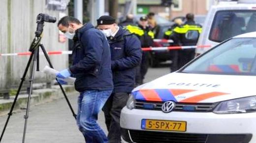 الشرطة الهولندية تعتقل متهمَين على خلفية تصفية حسابات قتل فيها مغربي بالرصاص